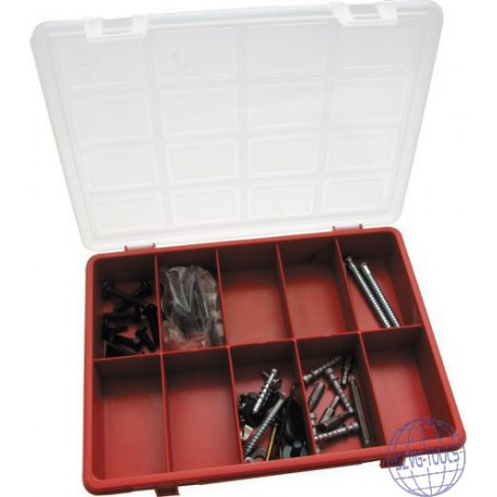10-COMPARTMENT STORAGE TRAY